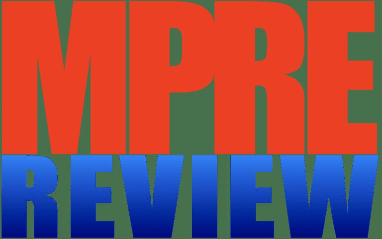 Free MPRE Review