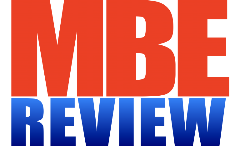 MBE Review