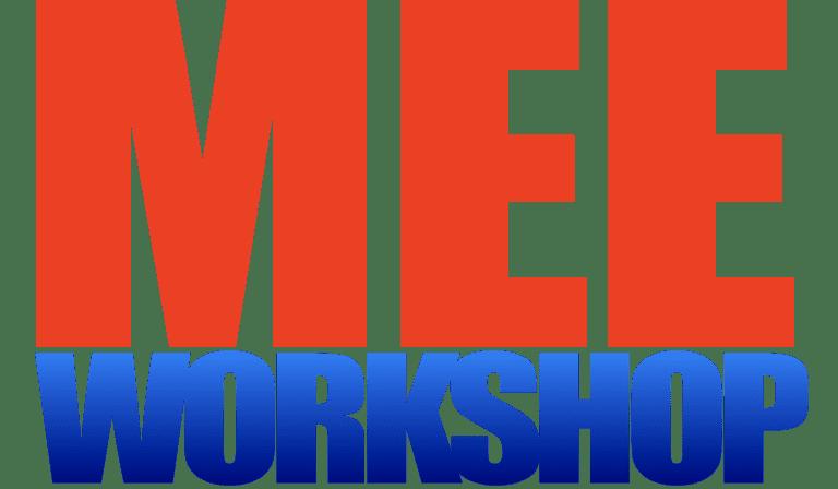 MEE Workshop